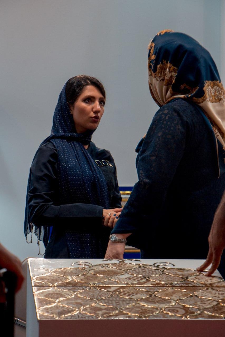 نمایشگاه کاشی و سرامیک