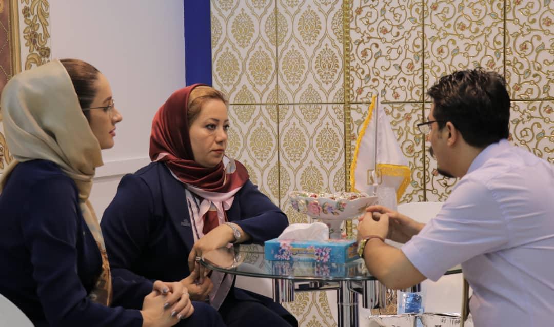 نمایشگاه کاشی تهران